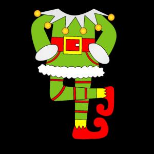 Weihnachtself Elf