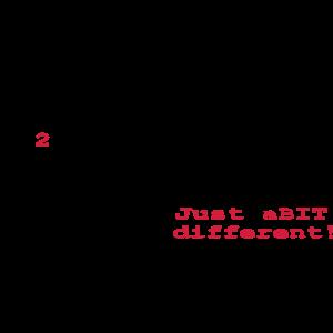 just a BIT different (2)