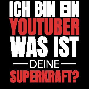 Youtuber Youtube Geschenkidee Vloger