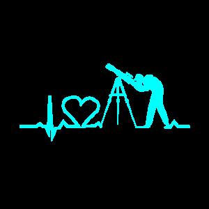 Astronomie Herzschlag