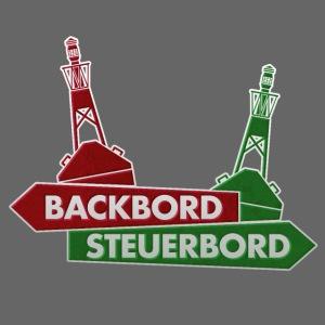 Backbord Steuerbord
