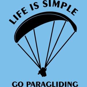 Gleitschirmflieger Paragliding T-Shirt Geschenk