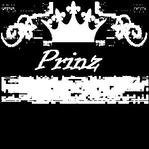 Der Prinz ist da