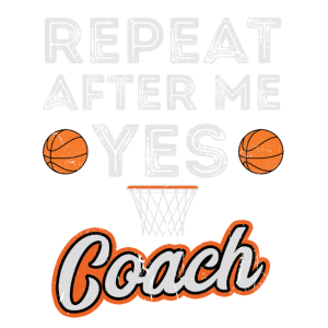 Basketball-Trainer-Vatertags-Vati-Vati-Ehemann