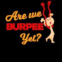 Sind wir Burpee, aber Kettlebell Swings Squats Workout?