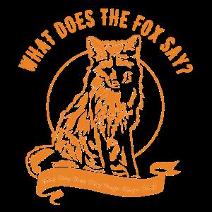 fuchs fox what does the fox say lustige sprüche