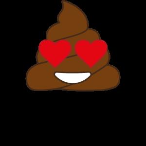 Ich finde dich Scheiße! Emoji Poo