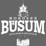 Büsum Nordsee (weiss)
