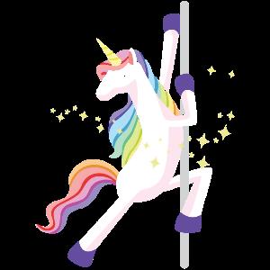 Table Dance Einhorn Tabledance Unicorn Lustig