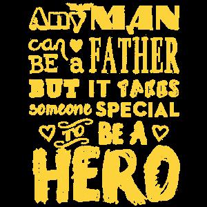 Vater-Held-Shirt