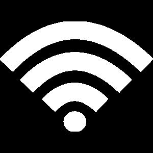 WiFi Zeichen WLAN Signal Geschenkidee