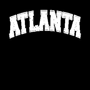 Atlanta Universität Stadt USA Geschenk