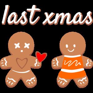 last christmas gingerbread