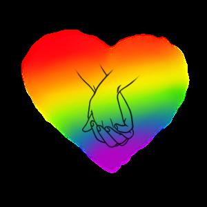 LGBT Herz Pride