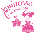 Motif Princesse