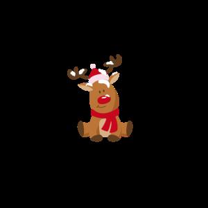 Rentier Shirt · Weihnachtlich · Festlich Geschenk