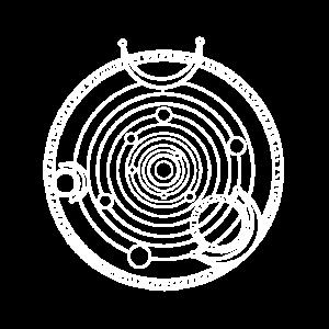 Sonnensystem Geometrie Rune