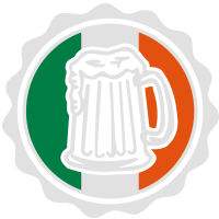 Irish Beer Crest