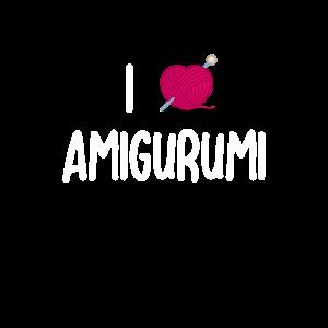I Love Amigurumi - Die Kunst des Häkelns von Allem