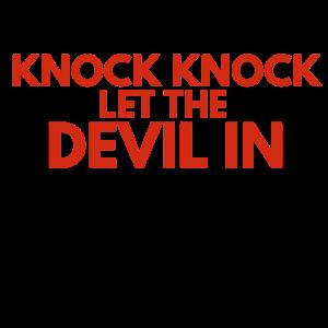 knock knock let the devil in hip hop