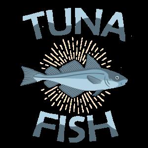 Tuna Thunfisch Tunfisch Filet Geschenk Fisch
