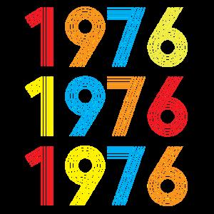 Geburtstag Geschenk 1976