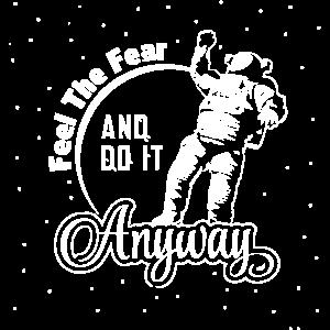 Astronaut Spaceman Kosmos