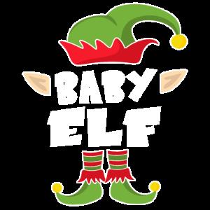 Baby Elf Weihnacht Geschenk Kinder Weihnachten