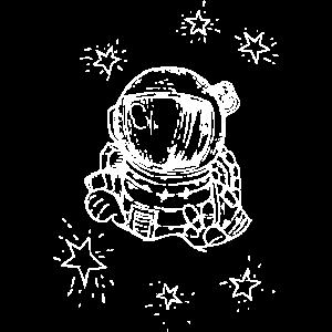 astronaut sterne