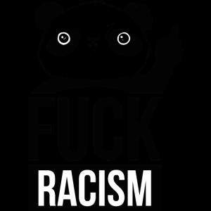 Fuck Racism Panda