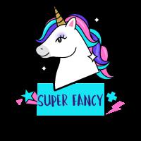 Super Fancy - unicorn fable animal comic