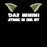 Yoda - Das Mimimi stark in dir ist Geschenkidee