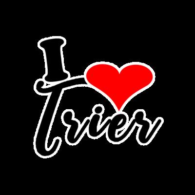 Ich liebe Trier - Design | I Love you Trier - Ich liebe Trier - T-Shirt | I Love you Trier - Eifel T-Thirts und Hoodies - vulkaneifel,trier ilove you,ich liebe trier,eifel