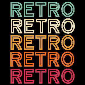 Retro Retro Retro