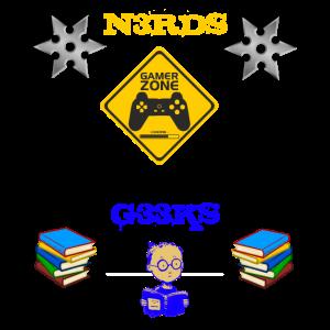 Nerds Geeks Geschenkidee