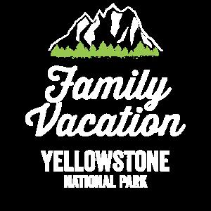Yellowstone-Nationalpark-Familienurlaub-Hemd