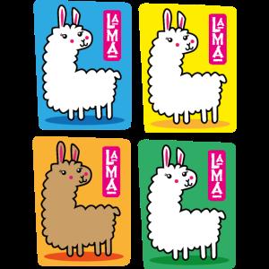 4 kawaii Lamas