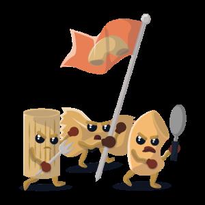 Pasta Nudeln Revolution