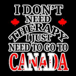 Kanada Therapie