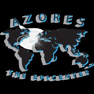 Azores the epicenter Erdbebenzentrum Portugal