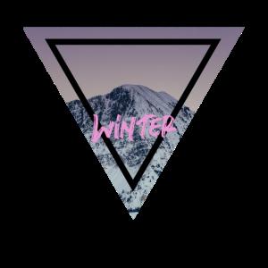 Winter - Berge