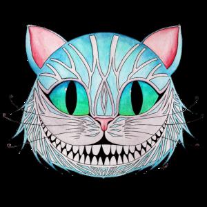 Die Cheshire-Katze