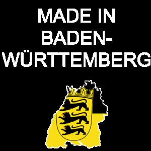 Made in Baden-Württemberg, geboren in, Heimat