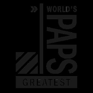 Paps der Welt am größten