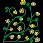 geringeltebluemchen