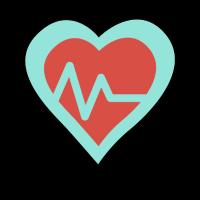 Herz-Herzlinie Super süße Geschenkidee