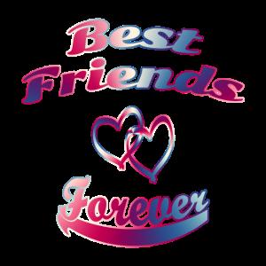 Beste Freunde fuer immer