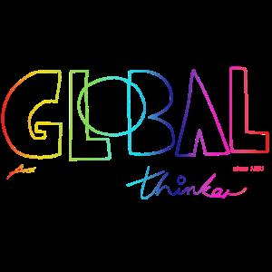 Global Thinker - we need global thinker! Geschenk