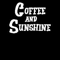 KAFFEE UND SONNENSCHEIN