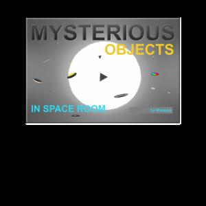 Mysteriöse Objekte im Weltraum - Shirts und mehr
